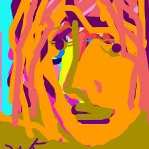 June Kaplan Paintings - Ben