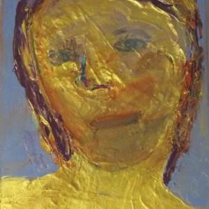 June Kaplan Paintings - Jono