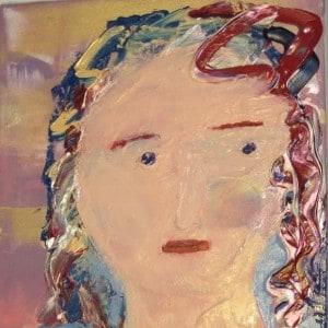 June Kaplan Paintings - Tama