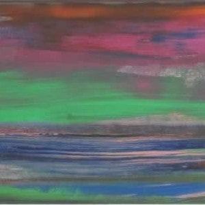 June Kaplan Paintings - St Augustine Revisited