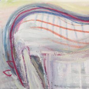 horse painting cornucopia