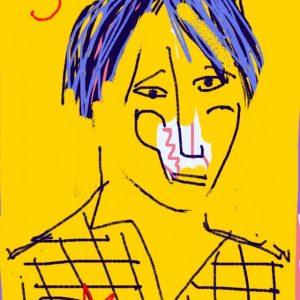 portrait of jiro